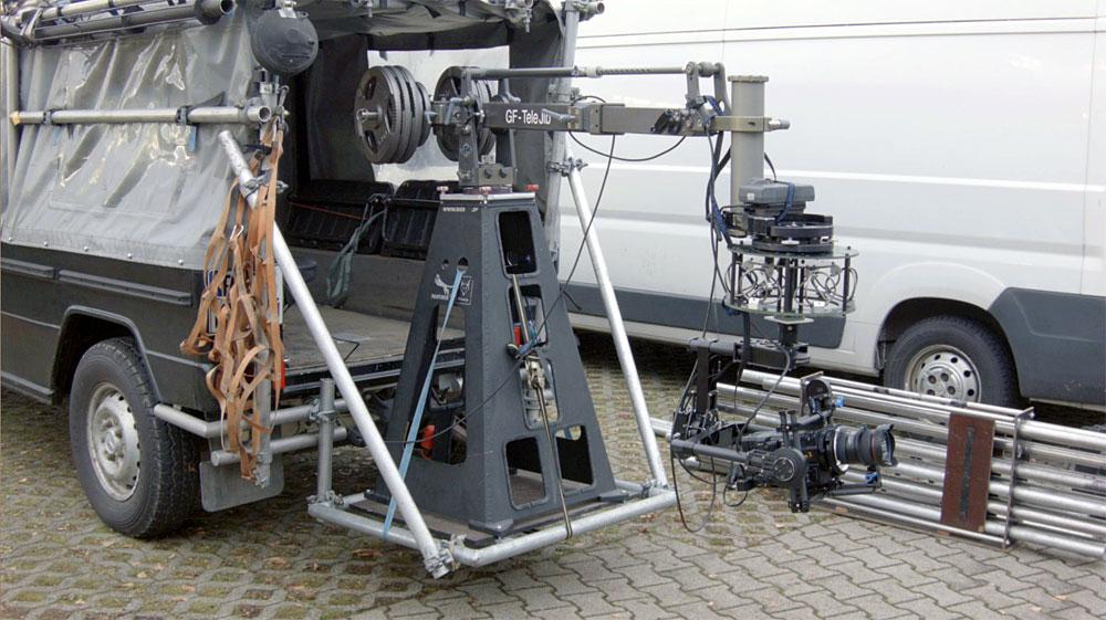 kamerawagen für rohrinspektion